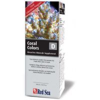 Red Sea - Coral Colors D