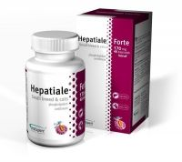 VetExpert Hepatiale Forte 170ml. 40kaps.