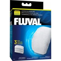 A242 Fluval 105-205 Fine Filter Pad 3шт.