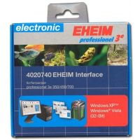 Eheim Professionel 3E interface