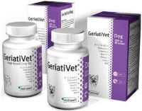 VetExpert  GeriatiVet Large Breed 820mg, suņiem >15kg (45pc)