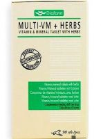 Diafarm Vitamin Herbs for Dogs 90tab.