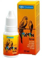 Diafarm VITAMIN SYRUP FOR BIRDS 15ml