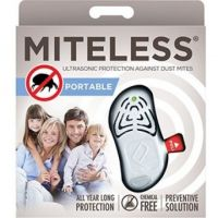 Tickless Miteless portable