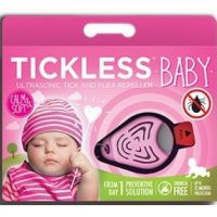 Tickless Baby rozā