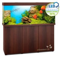 Juwel Rio 450 LED dark wood NEW 2017