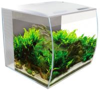 Fluval FLEX Aquarium Kit - 34 L White