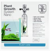 Tropica Plant Growth Nano CO2 System
