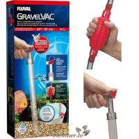 11081 Fluval Gravel Vac Multi-Substrate Cleaner L