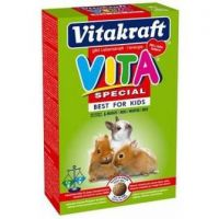 Vitakraft Vita Special trusēniem Best for Kids 0.6 kg
