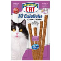 Perfecto Cat 10er Katzensticks Lamm & Truthahn 50g