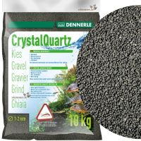 Dennerle diamond black kvarca grants - melnais 10kg